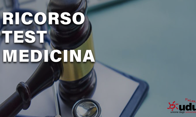 rICORSO TEST DI MEDICINA